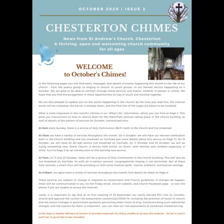 Chesterton Chimes